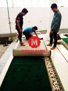 jasa pasang karpet masjid jakarta