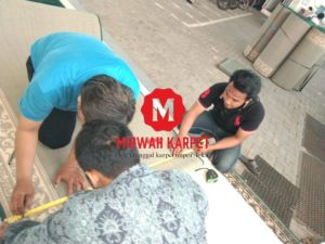 jasa pasang karpet masjid
