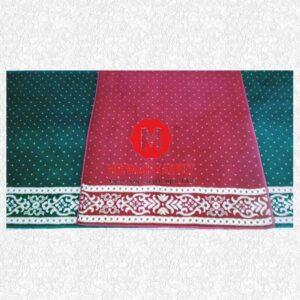 karpet masjid grad d merah hijau