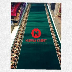 karpet kingdom hijau