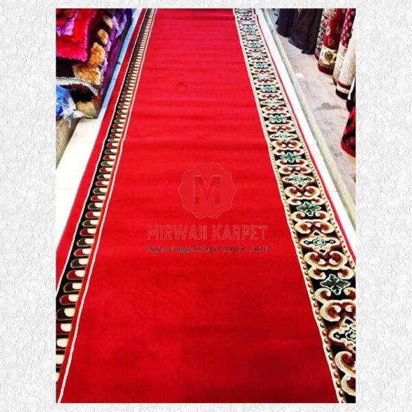karpet kingdom merah