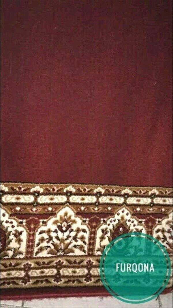 2. karpet masjid al maqbul