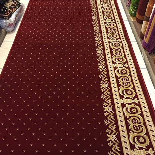 karpet masjid turki royal tebriz