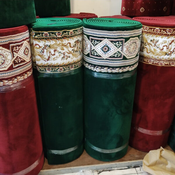 karpet masjid roll super royal