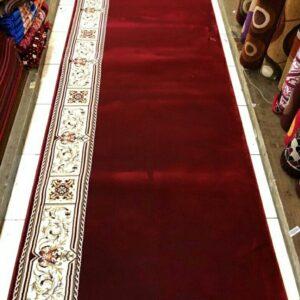 Karpet Masjid Masterpice Merah