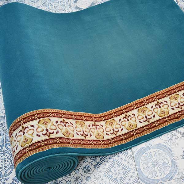 Karpet Masjid Soft Yaren Biru