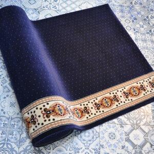 Karpet Masjid Suleyman Biru bintik