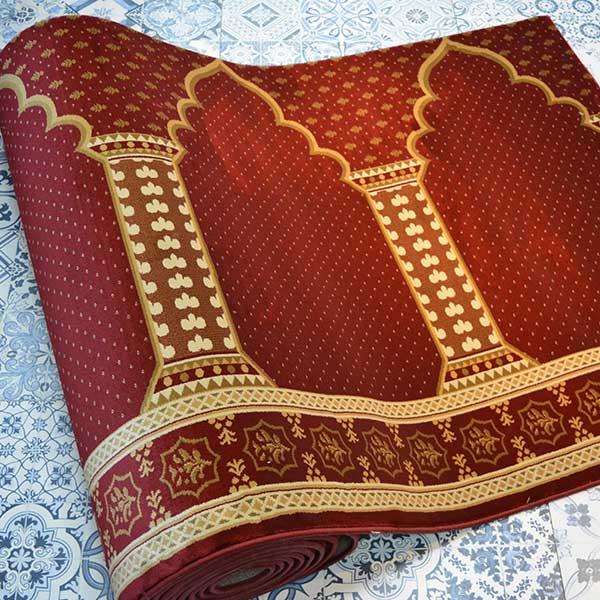 Karpet Masjid Suleyman Merah bintik4