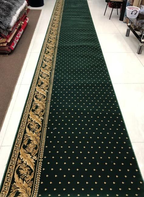 Karpet Masjid Super Mosque Hijau
