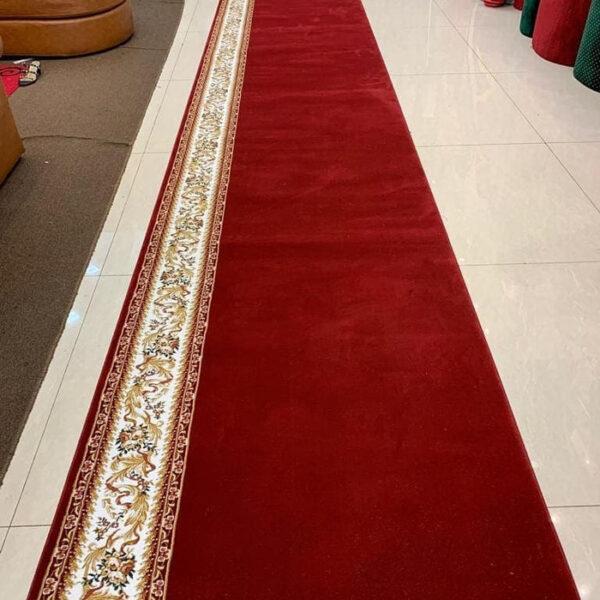 Karpet Masjid Super Royal Merah