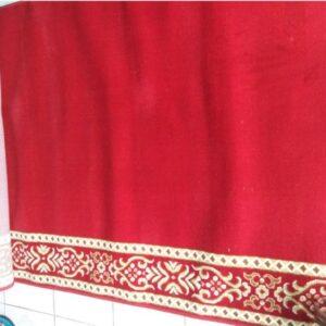 karpet almira merah