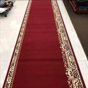 karpet masjid dubai mosque merah