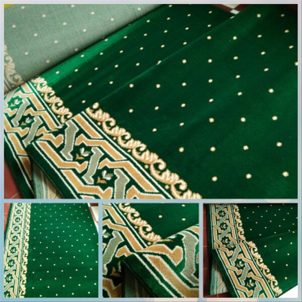 karpet masjid iransahr hijau2