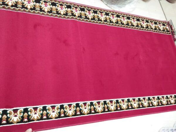 karpet masjid kingdom merah2