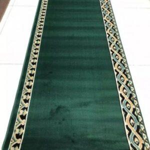 karpet masjid madeena hijau