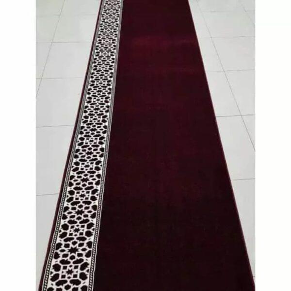 karpet masjid mirac merah