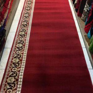 karpet masjid new blue mosque merah