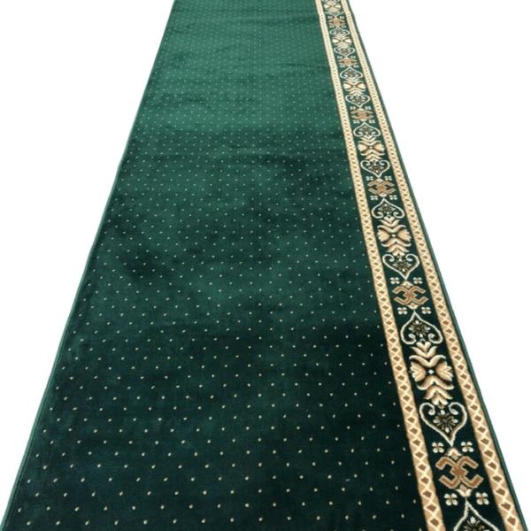 karpet masjid persian mosque hijau2