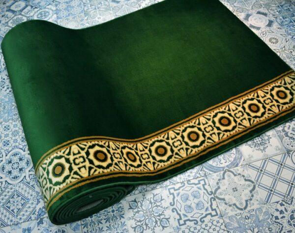 karpet masjid sultan hijau