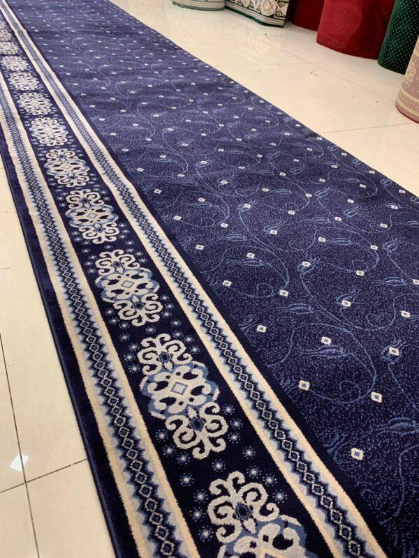 karpet masjid turki tajmahal biru