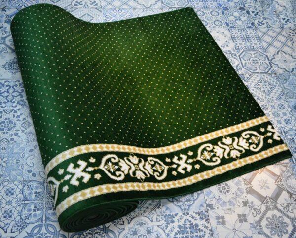 karpet masjid yafuz hijau