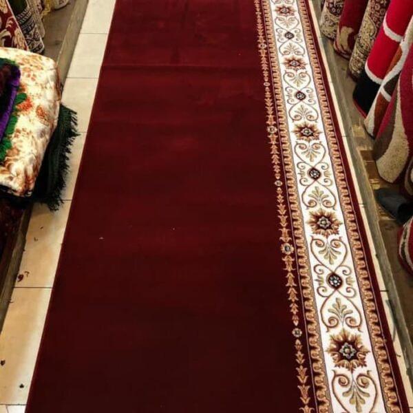 karpet turki super tebriz merah2