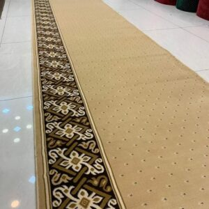 karpet turki tajmahal cream
