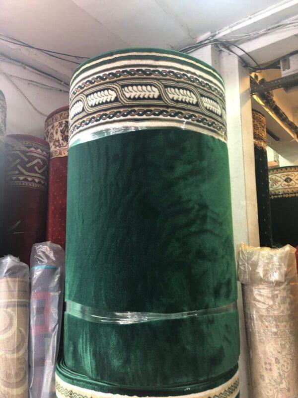 karpet turki tajmahal hijau polos