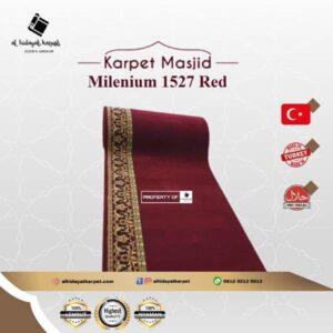 Karpet Masjid Millenium Merah