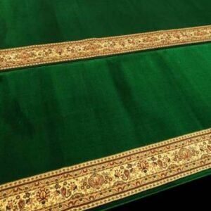 Karpet Masjid Royal Authentic Hijau Polos