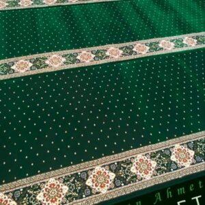 Karpet Masjid Sultan Ahmet Soft Hijau Bintik