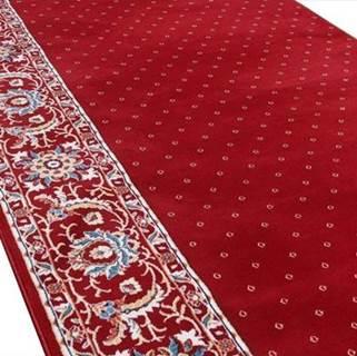 Karpet Masjid Kandahar Hereke Merah
